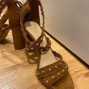 Vince Camuto Shoes - Vince Camuto Suede Pumps
